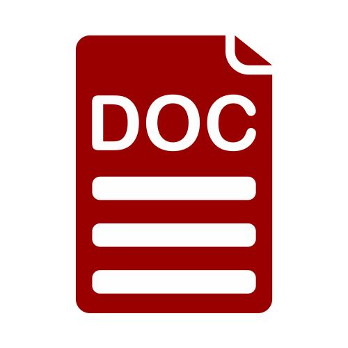 Wordvorlage