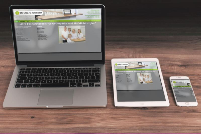 Webdesign + Homepages