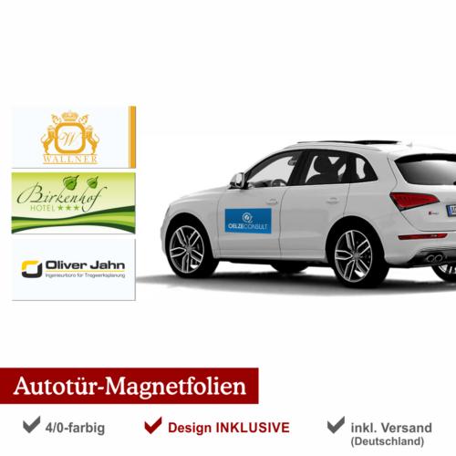 AutotürMagnetfolien