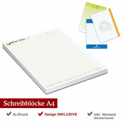 SchreibblöckeA4