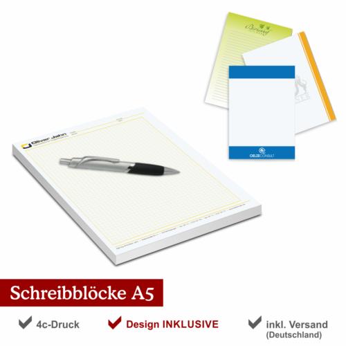SchreibblöckeA5