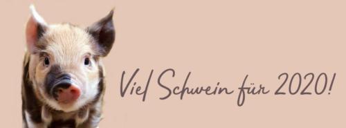 Viel_Schwein_für_2020!