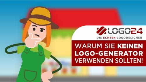 Logo Generator Erklärfilm